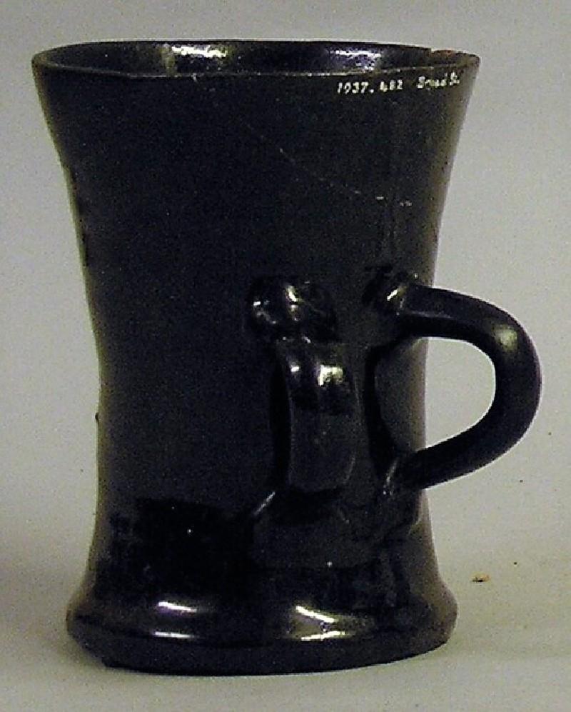 Flared mug (AN1937.482, record shot)