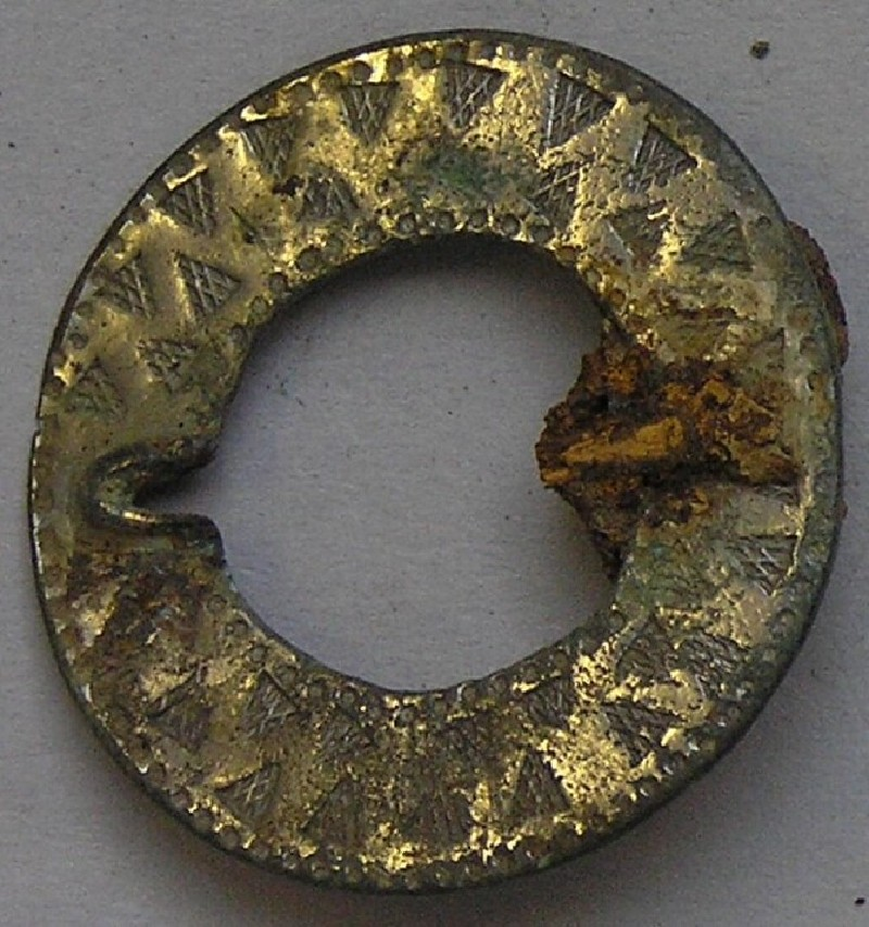 Ring or Annular Brooch