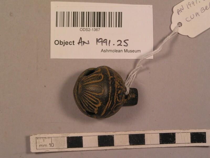 Rumbler bell (AN1991.25, record shot)