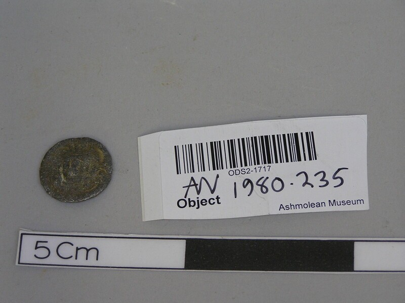 Button decorated with enamel (AN1980.235, record shot)