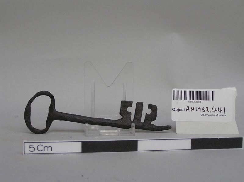 Key (AN1952.441, record shot)