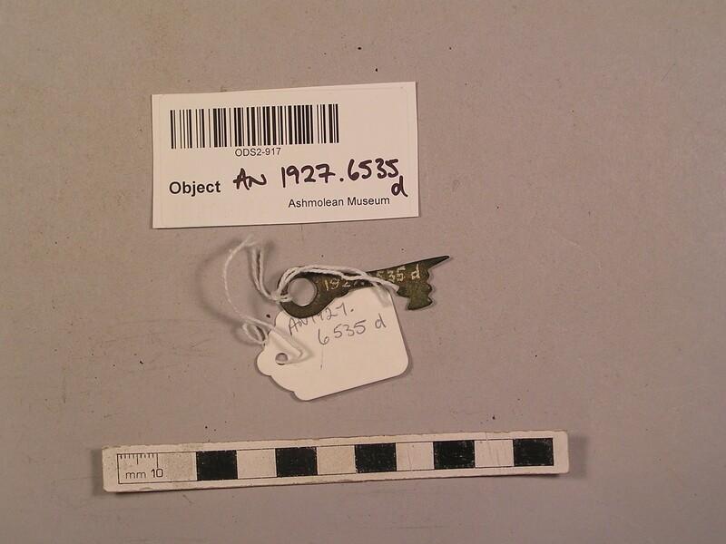 Key (AN1927.6535.d, record shot)