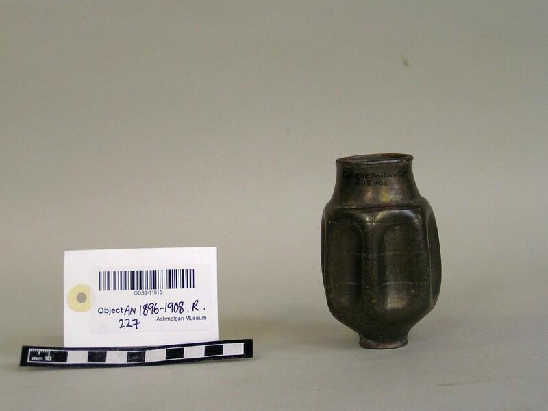 Indented Rhenish ware beaker