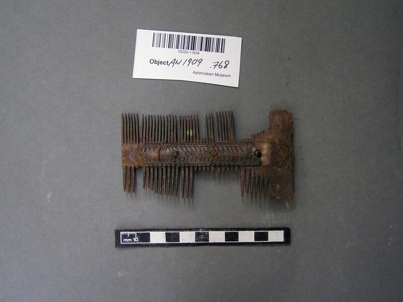 Comb (AN1909.768, record shot)