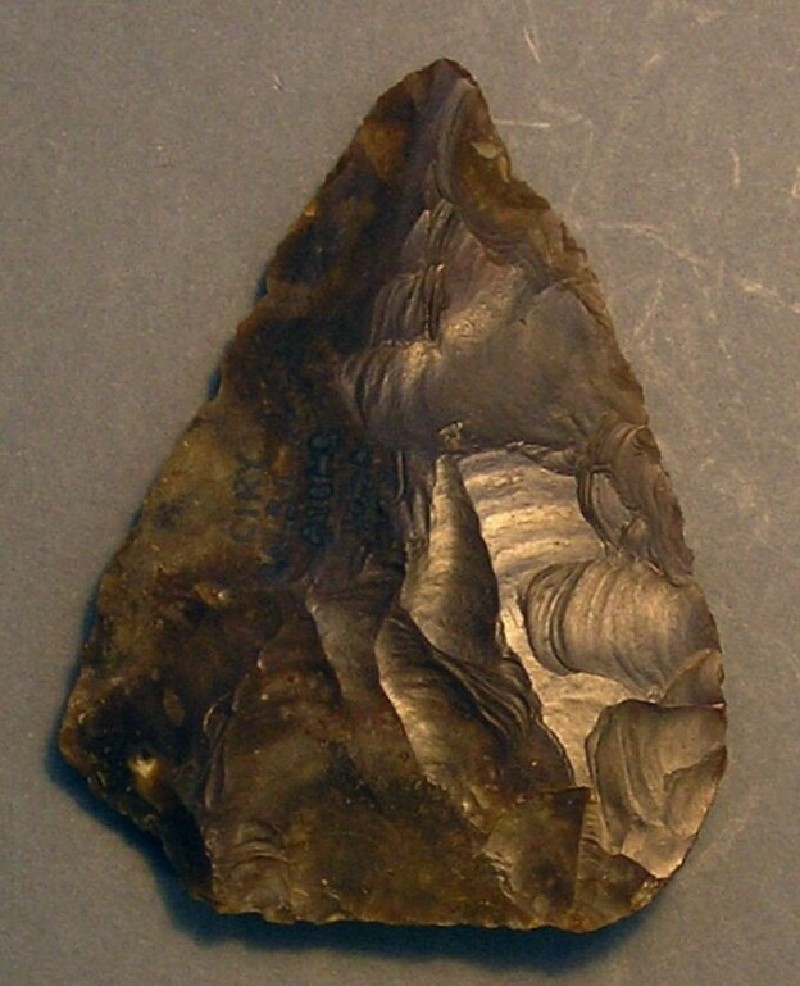Handaxe (AN1928.196, record shot)