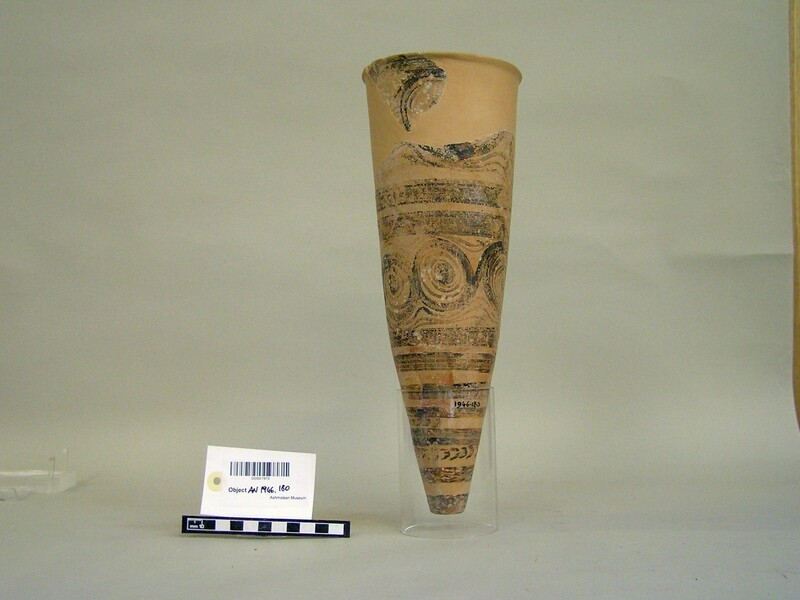 Conical rhyton (AN1946.180, record shot)
