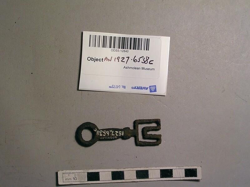 Key (AN1927.6538.c, record shot)
