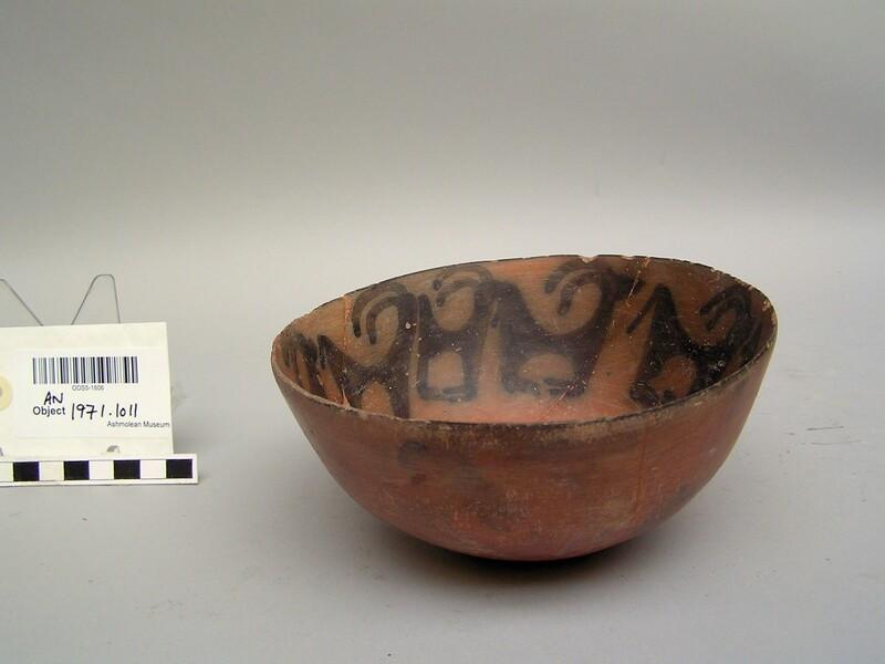 Bowl with goat frieze motif (AN1971.1011, record shot)