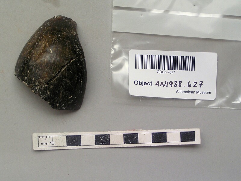 Ladle fragment (AN1938.627, record shot)