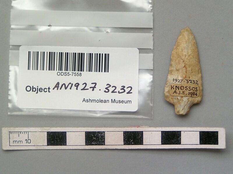 Arrowhead (AN1927.3232, record shot)