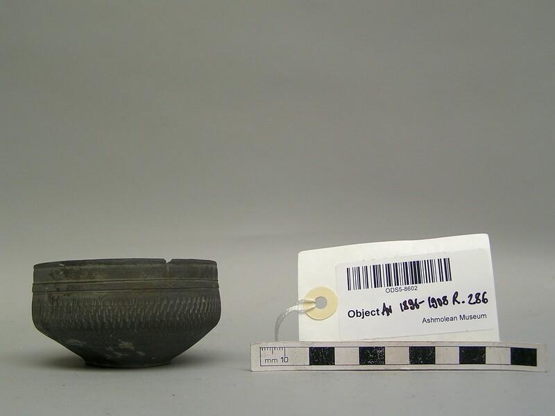 Roman fine grey eggshell cup