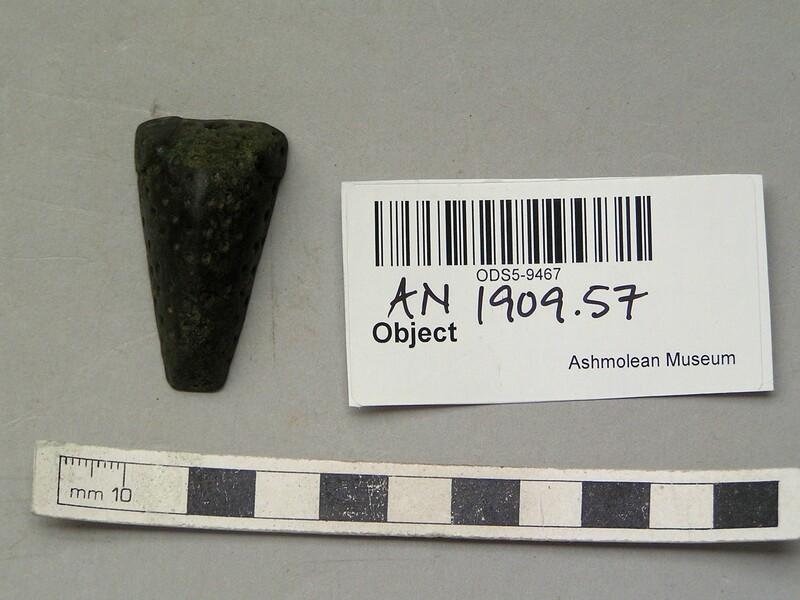 Animal head brooch (AN1909.57, record shot)