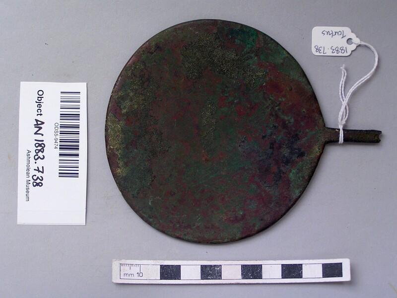 Mirror (AN1889.738, record shot)