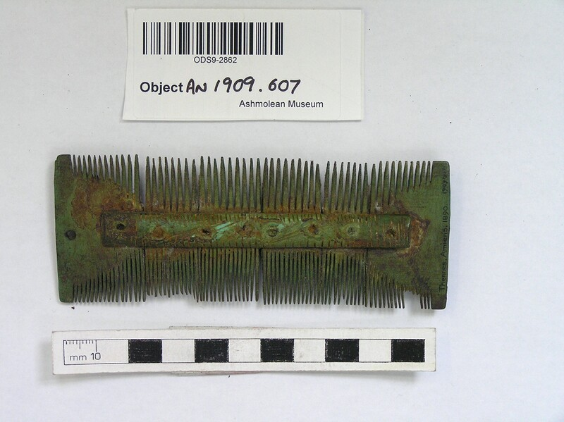 Comb (AN1909.607, record shot)