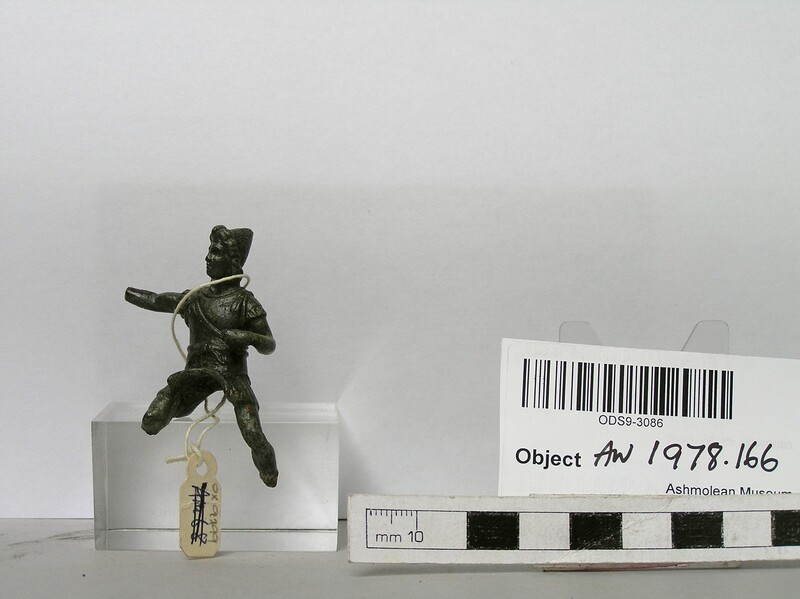 Statuette of horseman with cap (AN1978.166, record shot)