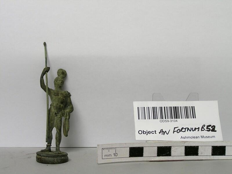 Statuette of Castor or Pollux