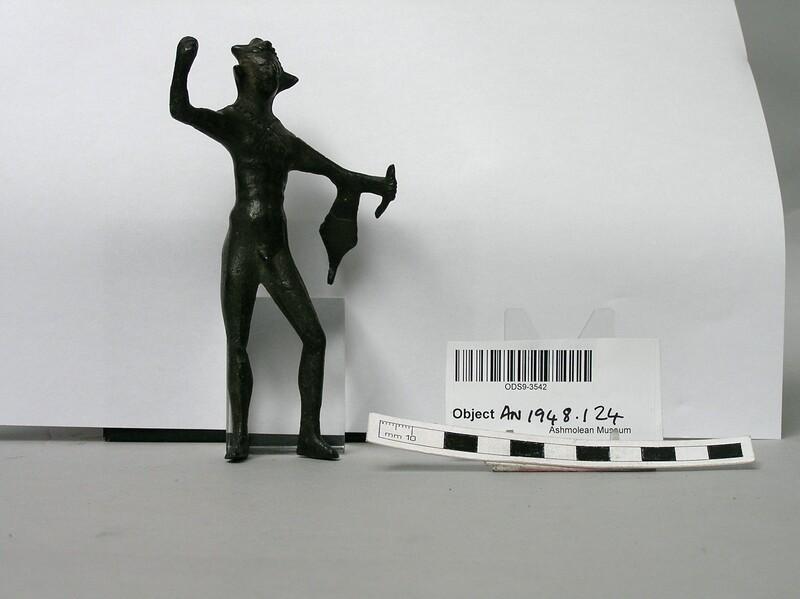Figurine of Hercules