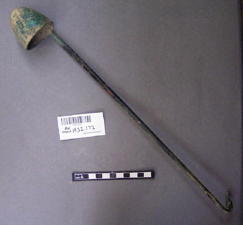Simpulum ladle