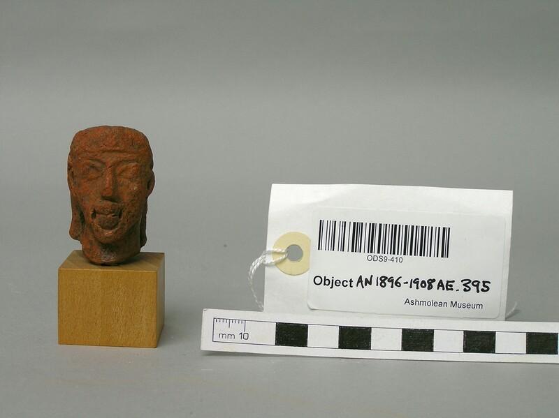 Human head, male