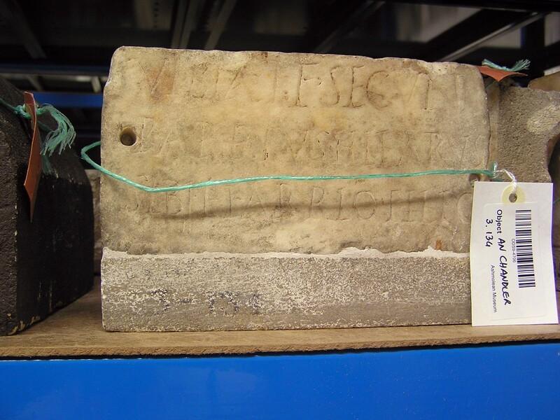 Funerary Latin inscription