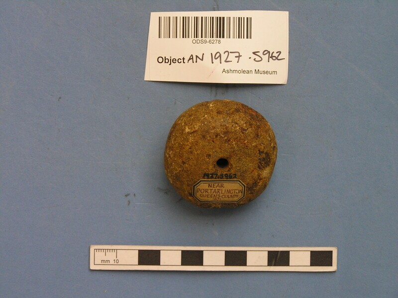 Amber bead (AN1927.5962, record shot)