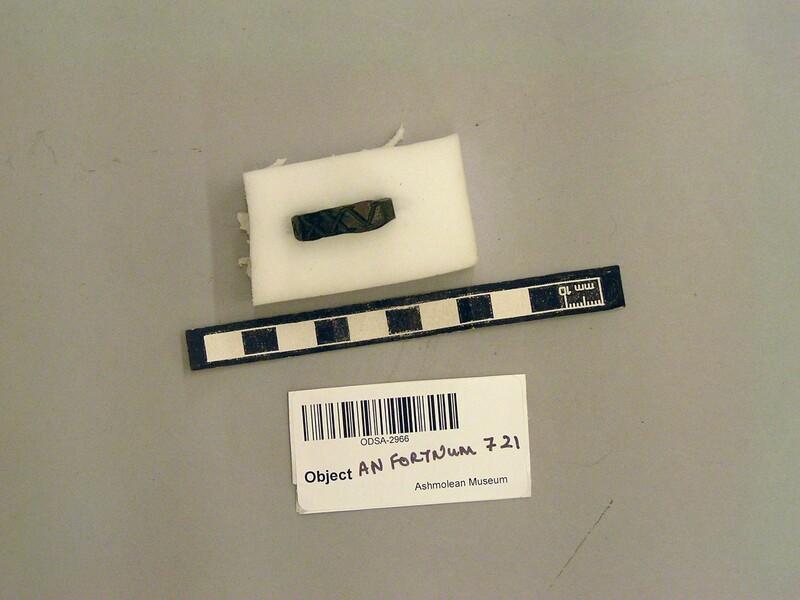Legionary finger ring (ANFortnum.FR.721, record shot)