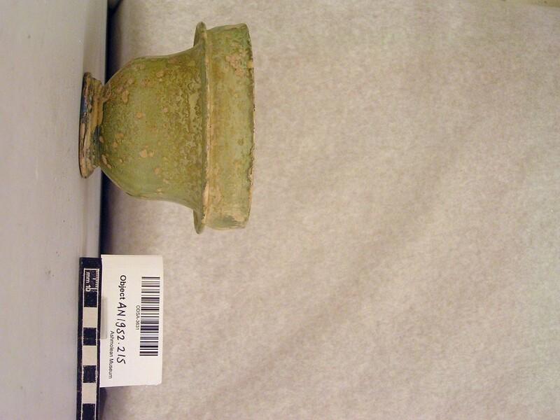Glass pot or bowl