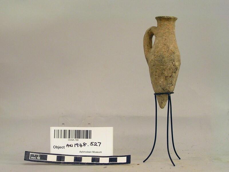 Miniature amphora (AN1948.527, record shot)
