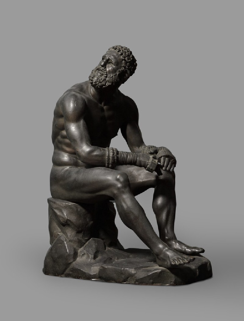Cast of the Terme Boxer from the Quirinal Hill, Rome