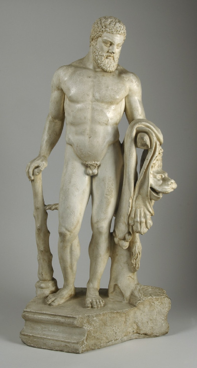 Cast of the Herakles Marotti from Rome
