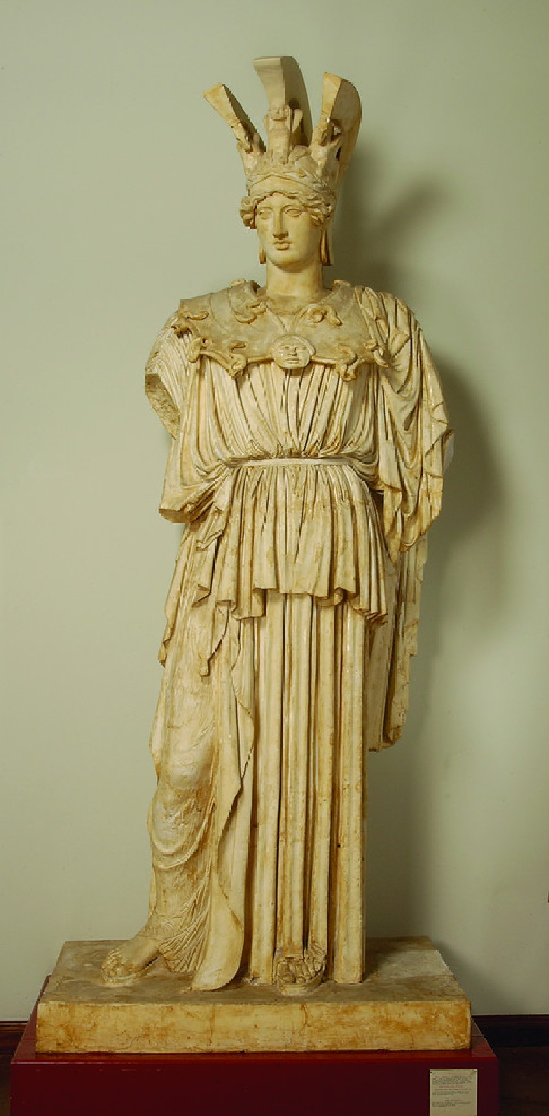 Cast of the Medici Athena (CG.C.79)