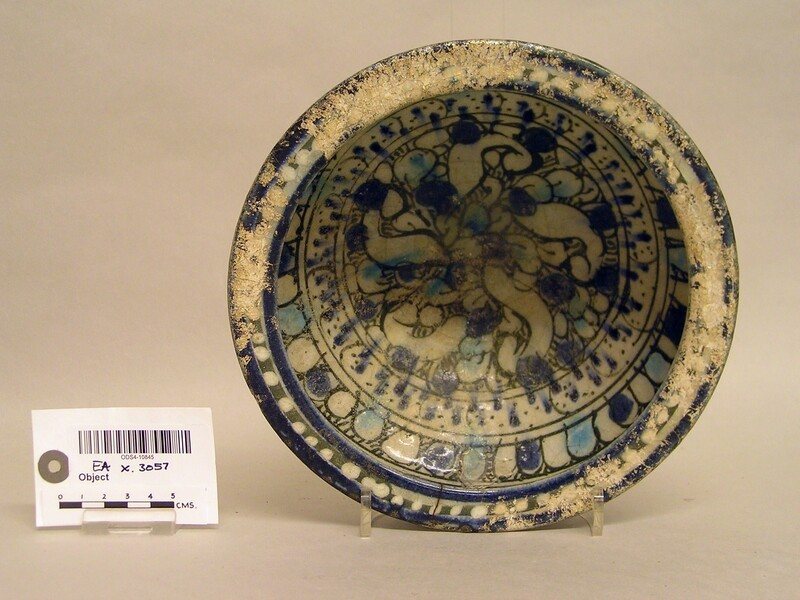 Bowl with abstract decoration (EAX.3057, record shot)