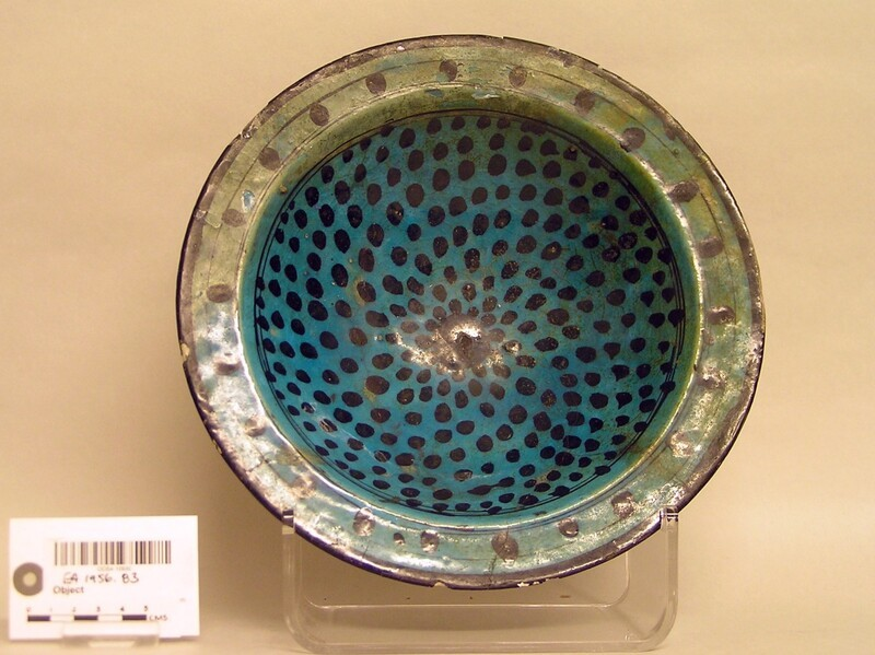 Bowl with dots