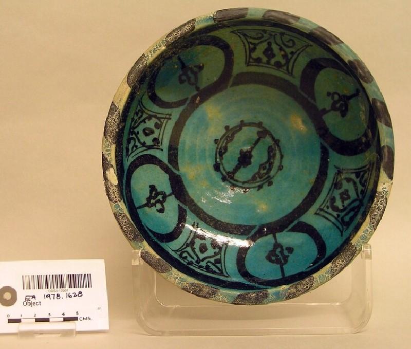 Bowl with interlacing circles (EA1978.1628, record shot)