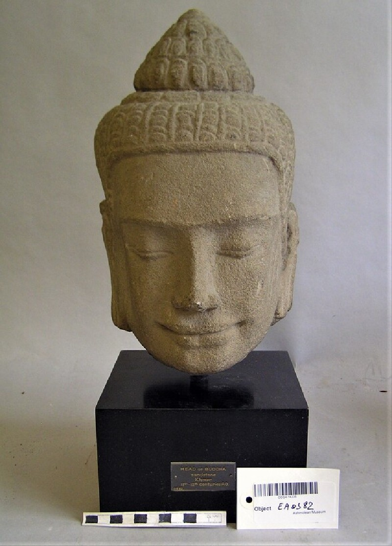Head of Buddha (EAOS.82, record shot)