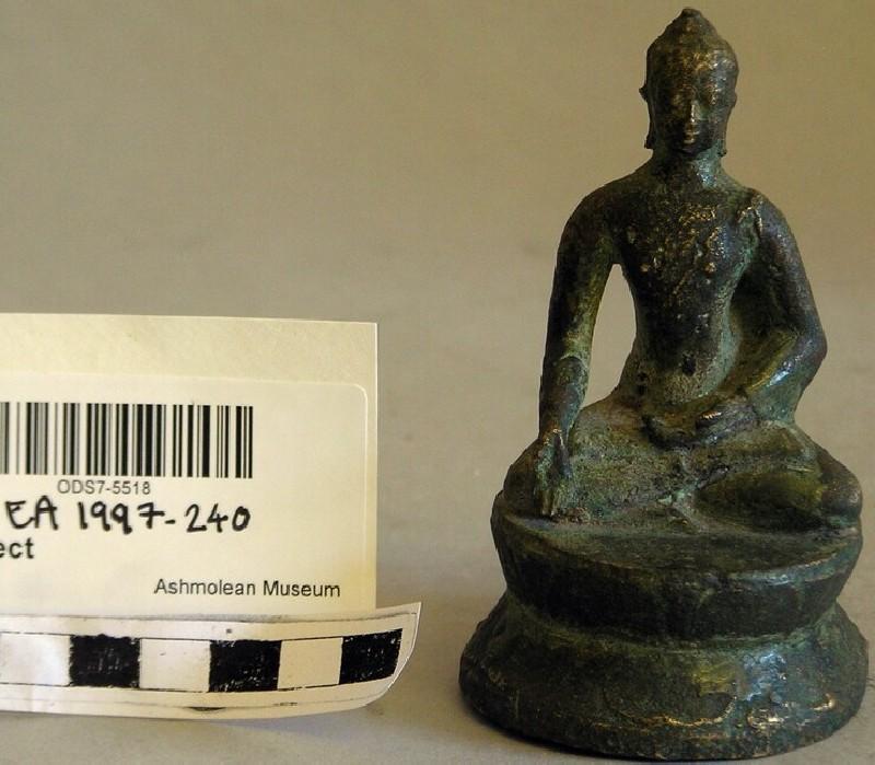 Seated Buddha (EA1997.240, record shot)