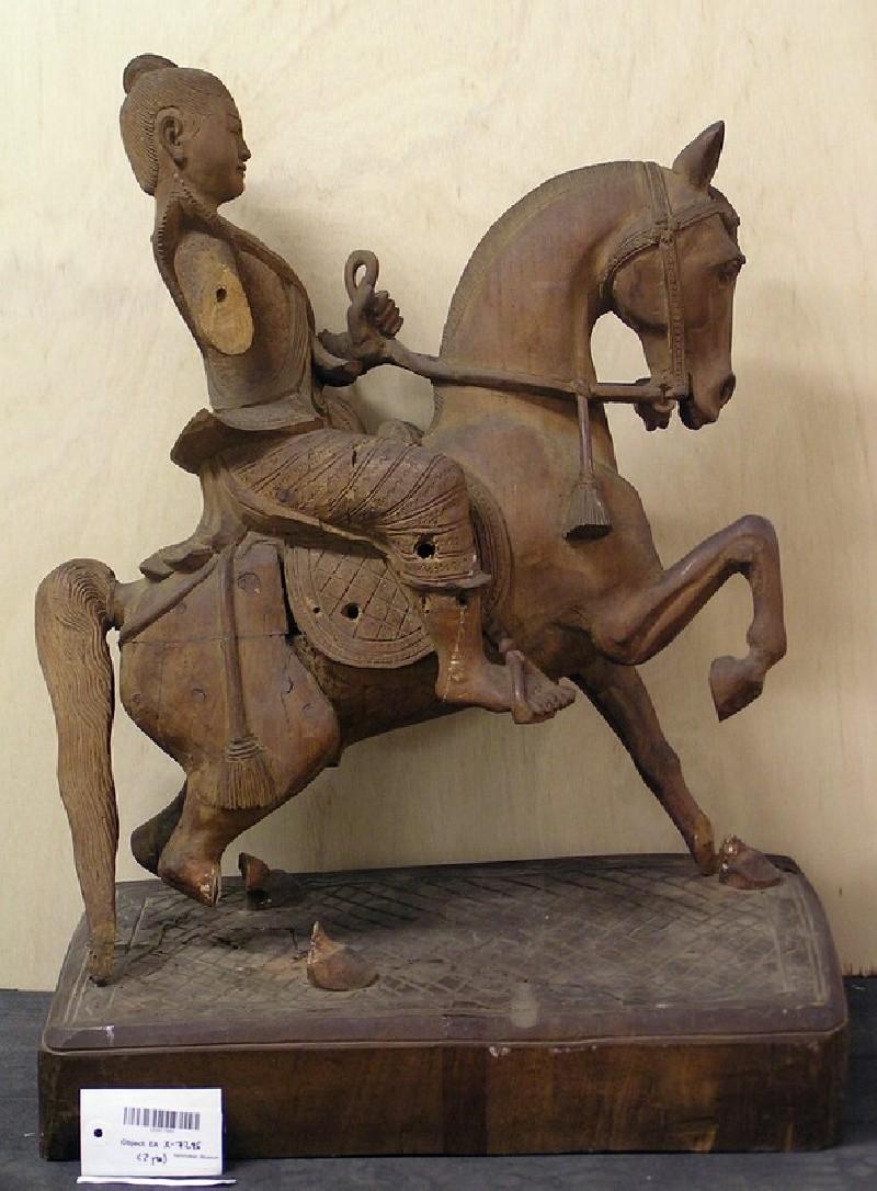 Figure of Minkyawzwa Nat