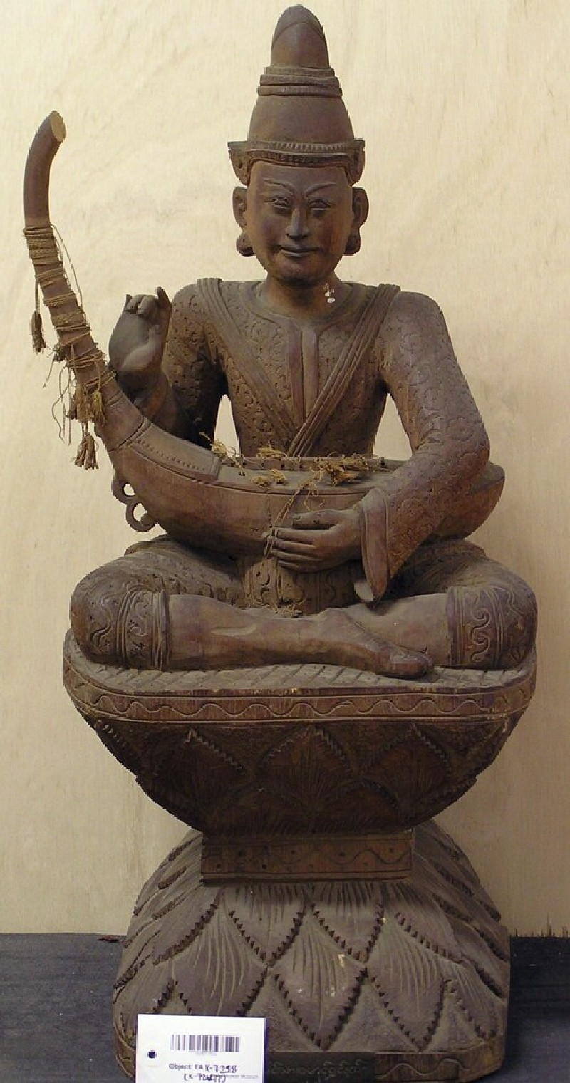 Figure of Mintha Maung Shin Nat (EAX.7298, record shot)