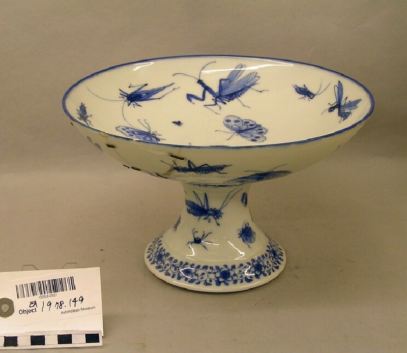 Tazza with insects (EA1978.149, record shot)