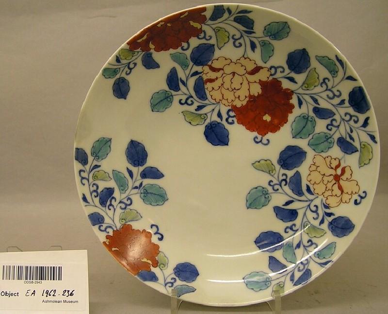 Plate (EA1962.236, record shot)