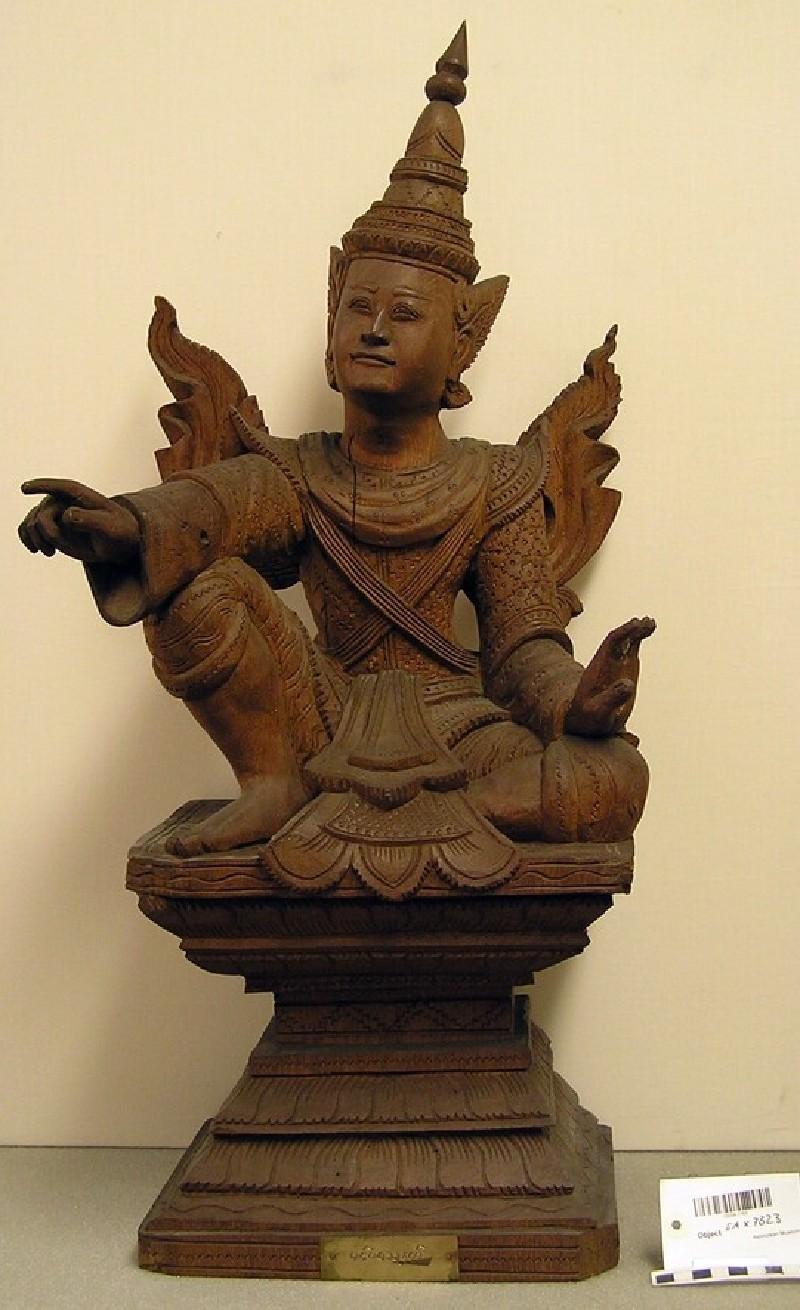 Figure of Min Sithu Nat