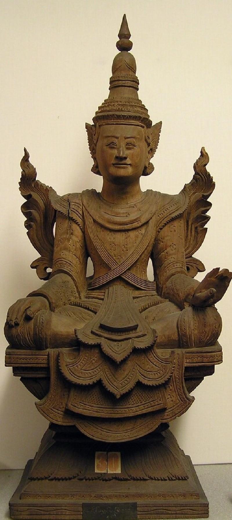 Figure of Bayinmashin Mingaung Nat