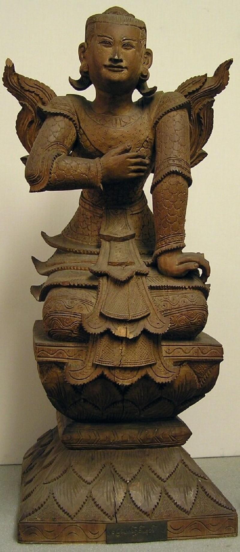 Figure of Myaukpet Shinma Nat (EAX.7308, record shot)