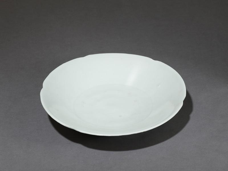 White ware dish