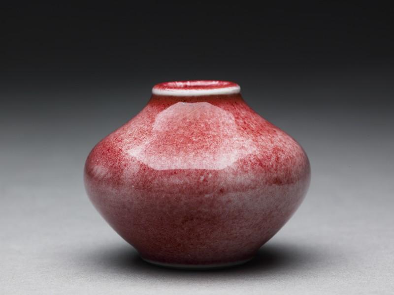 Small bulbous vase (EA1956.1853, side             )
