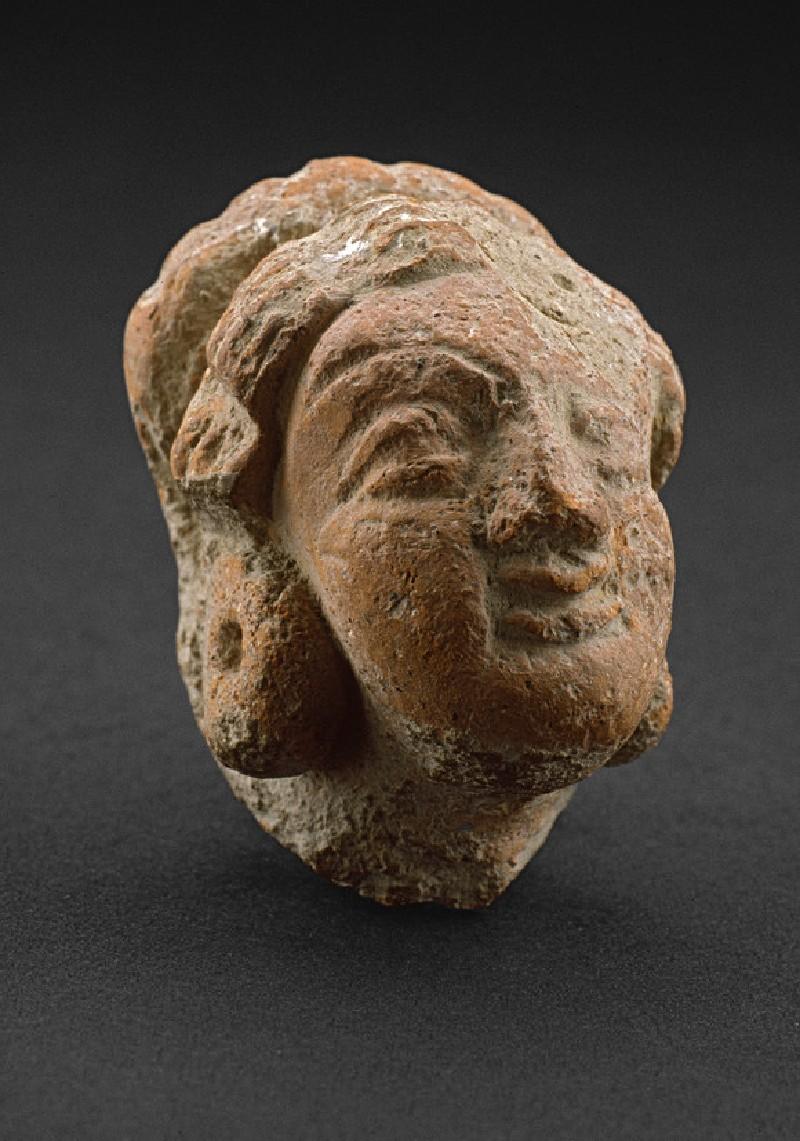 Head of a female figure (EA1958.12)