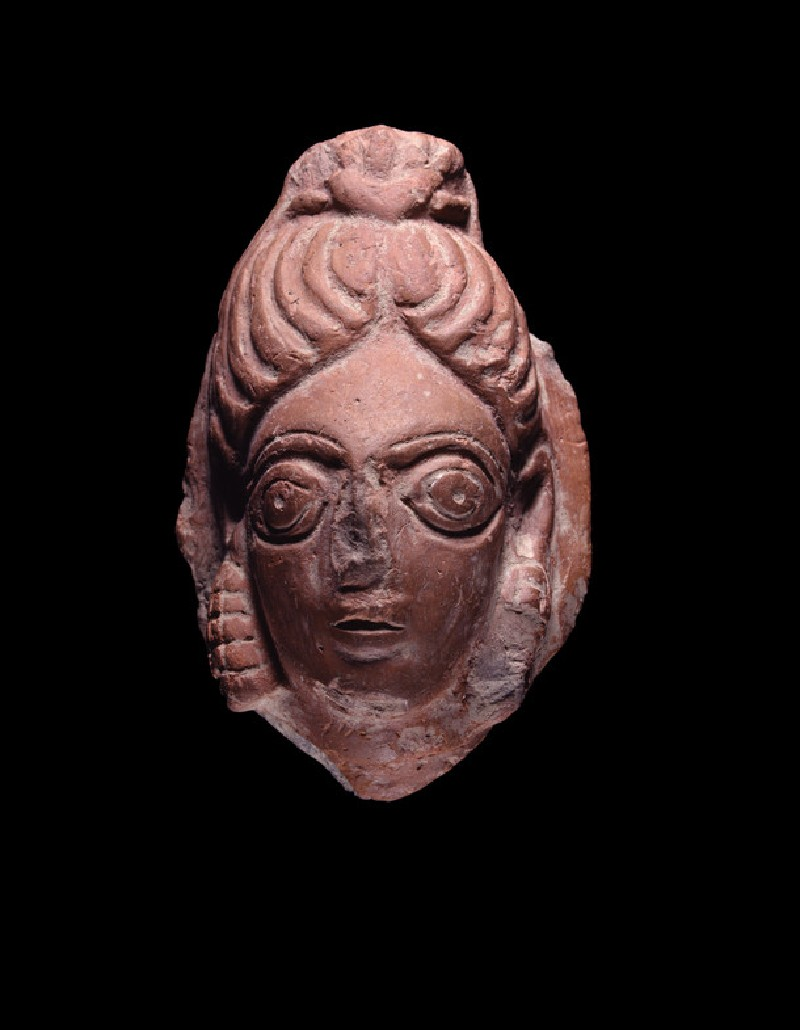 Head of a female figure (EA1958.14)