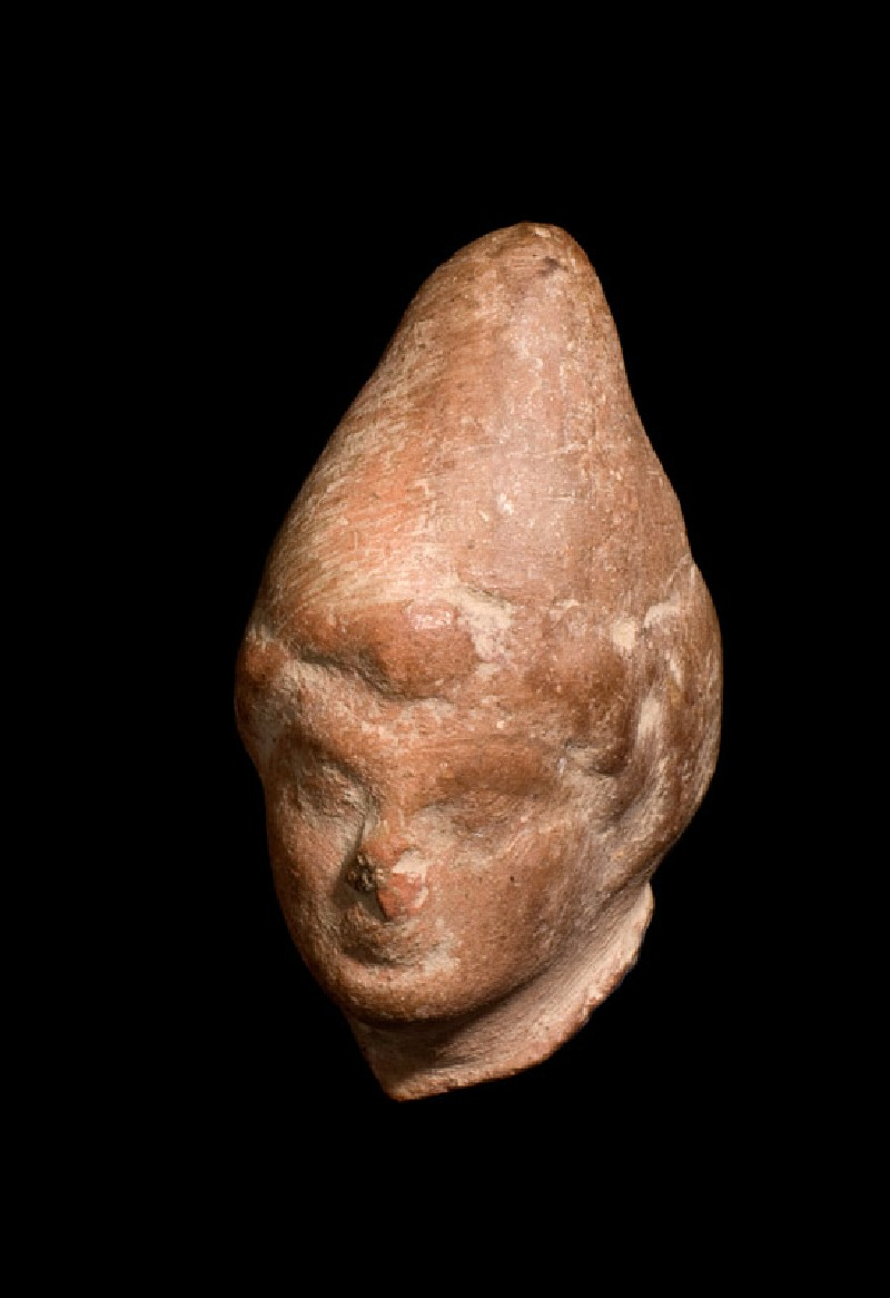 Model of a head (EA1958.15, oblique           )