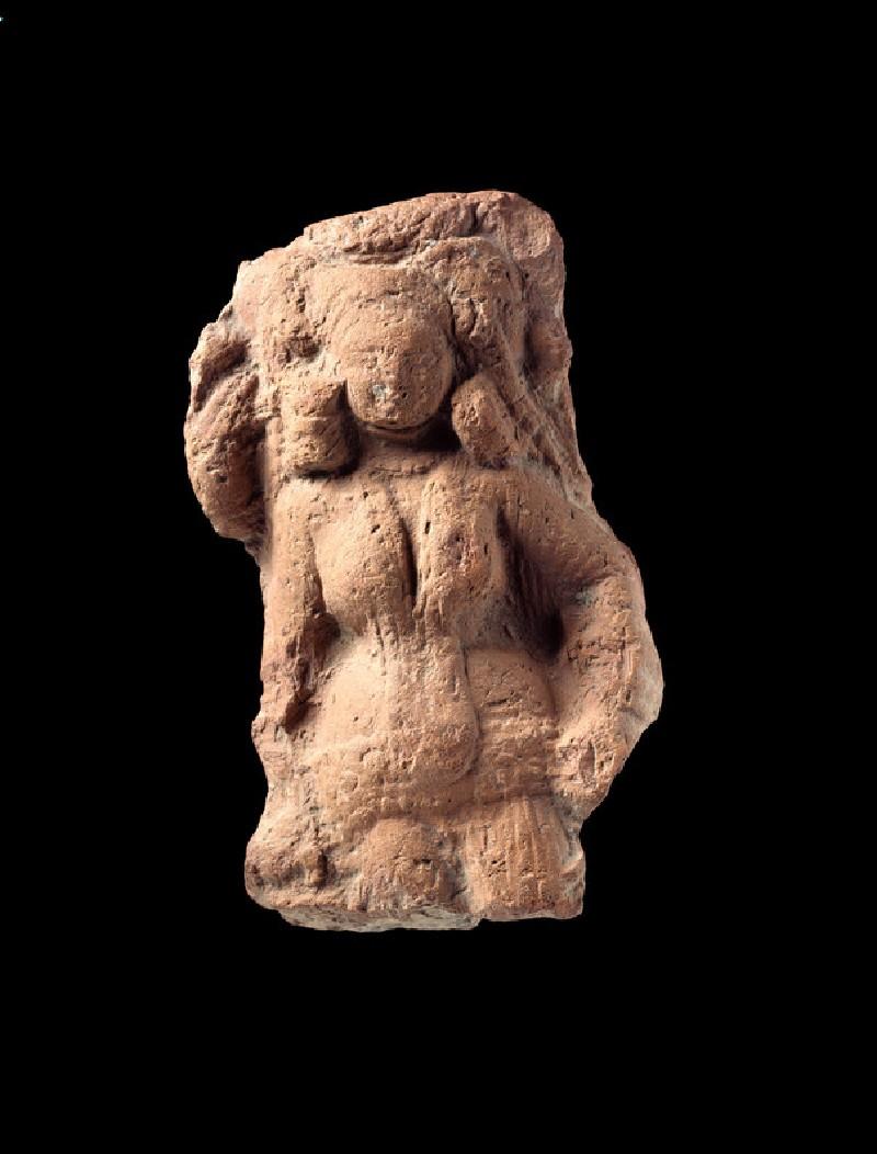 Figure of a yakshini