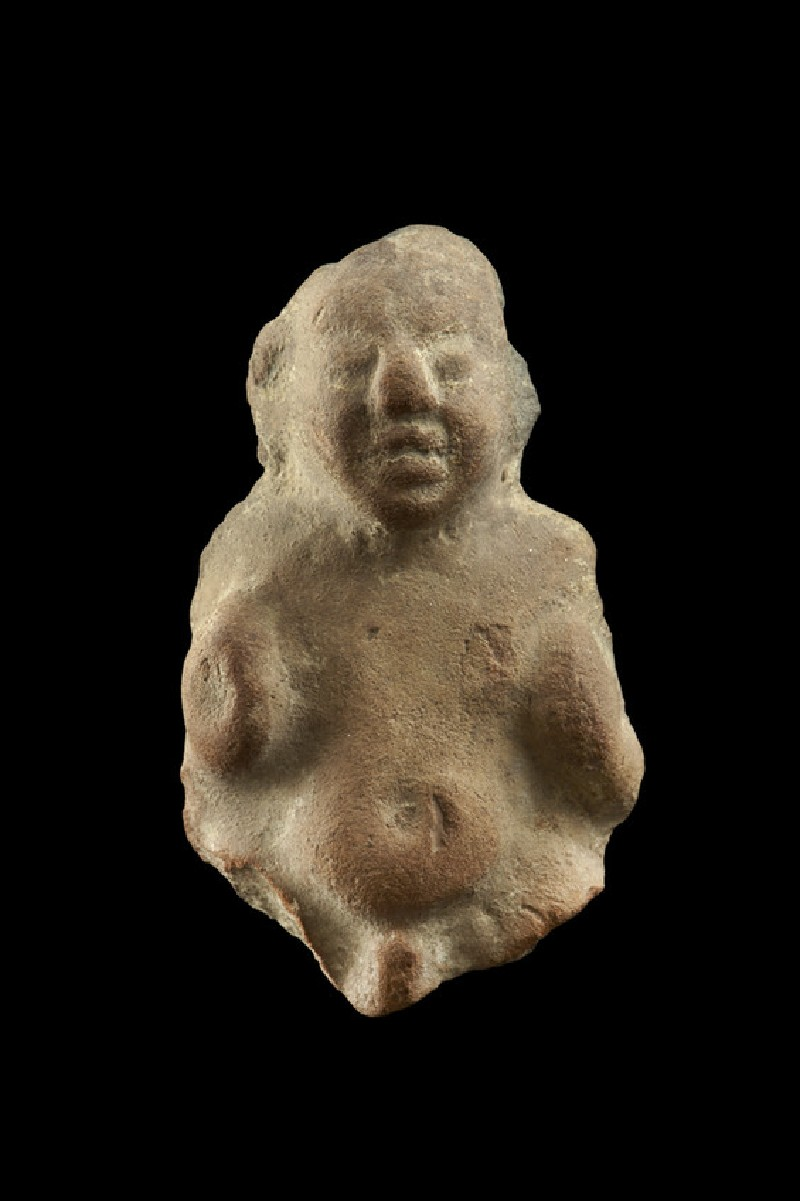 Fragmentary figure of a male (EA1958.47)